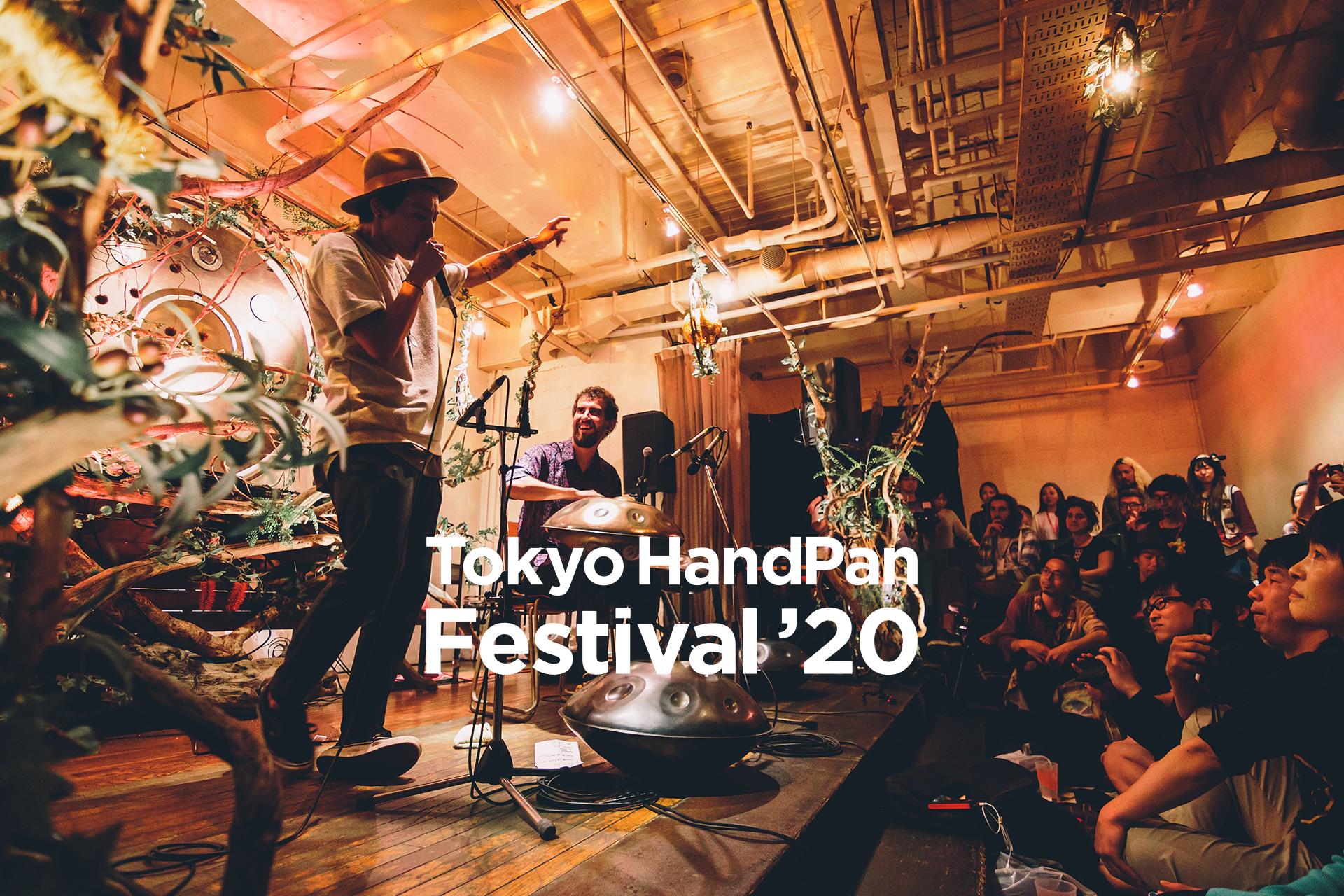 Tokyo HandPan Festival '20